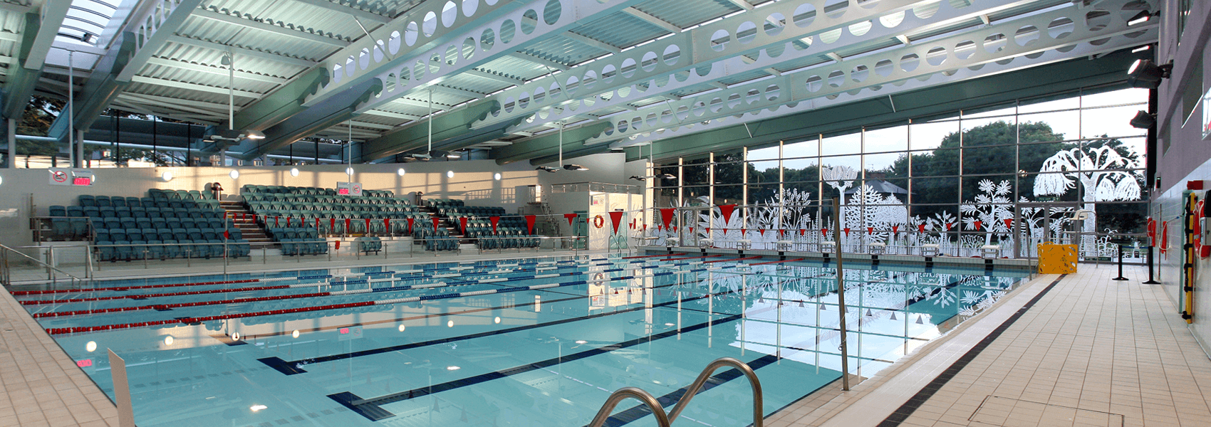 Freemans Quay Leisure Centre Hacel Lighting
